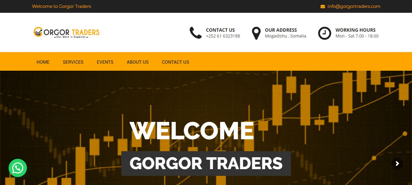 gorgor Traders