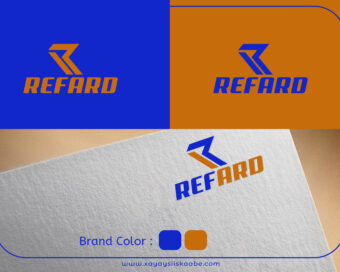 Refard logo advert